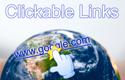 Clickable Links logo